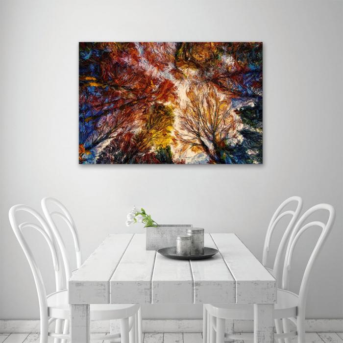 Tablou Canvas - Ramuri 3