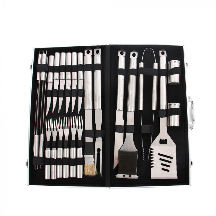 Set pentru grătar cu 24 accesorii [0]