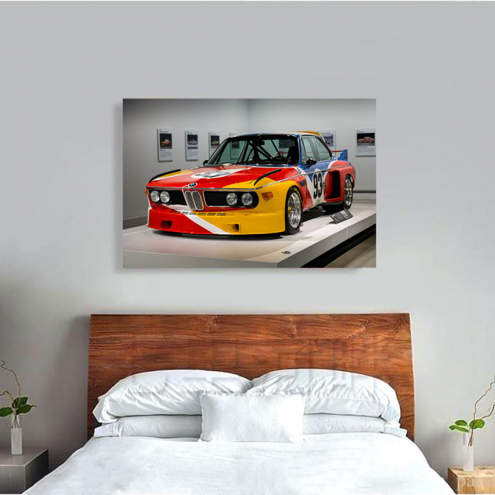 Tablou Canvas - Bmw E9 1