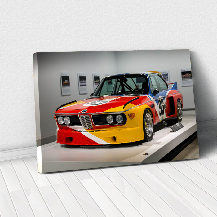 Tablou Canvas - Bmw E9 0