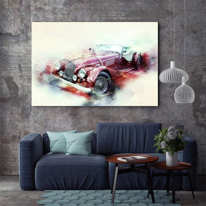 Tablou Canvas - Austin Car 1