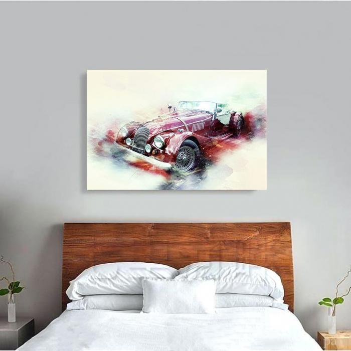 Tablou Canvas - Austin Car 2