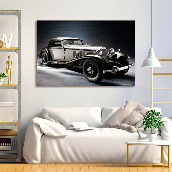 Tablou Canvas - Mercedes Benz 500k(1935) 1