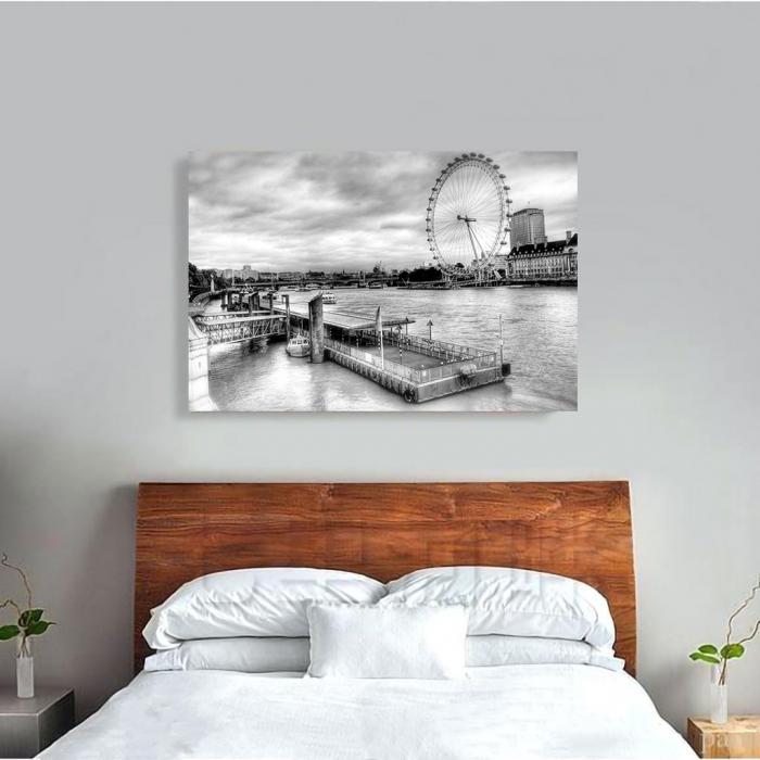 Tablou Canvas - London Eye 1