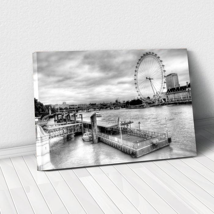 Tablou Canvas - London Eye 0
