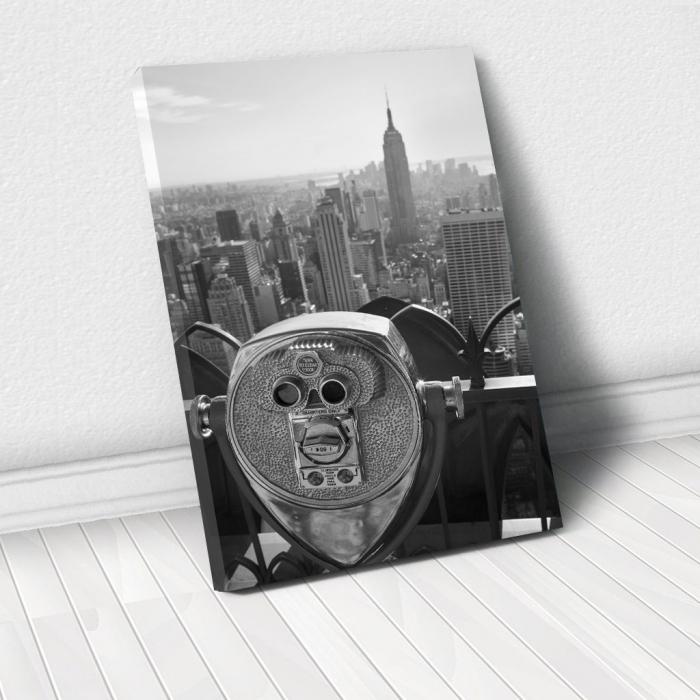 Tablou Canvas - Manhatan Skyline 0