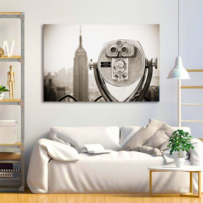 Tablou Canvas - Watch Empire State 3