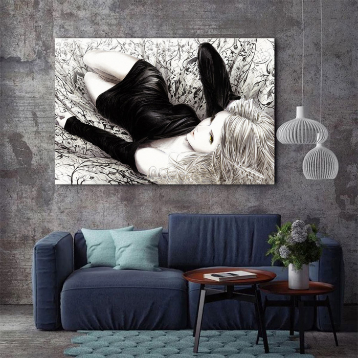 Tablou Canvas - Drawing art 2
