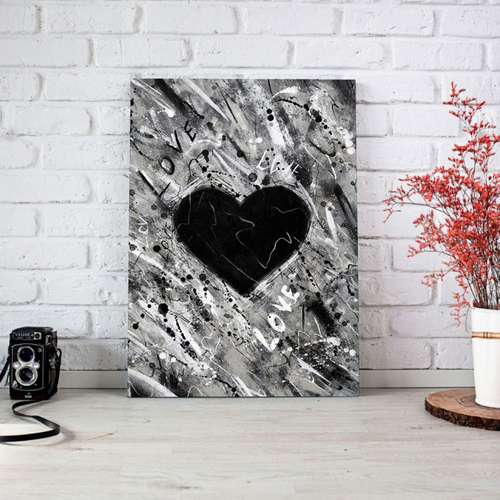 Tablou Canvas - Inima [1]