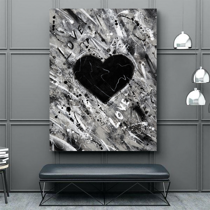 Tablou Canvas - Inima [2]