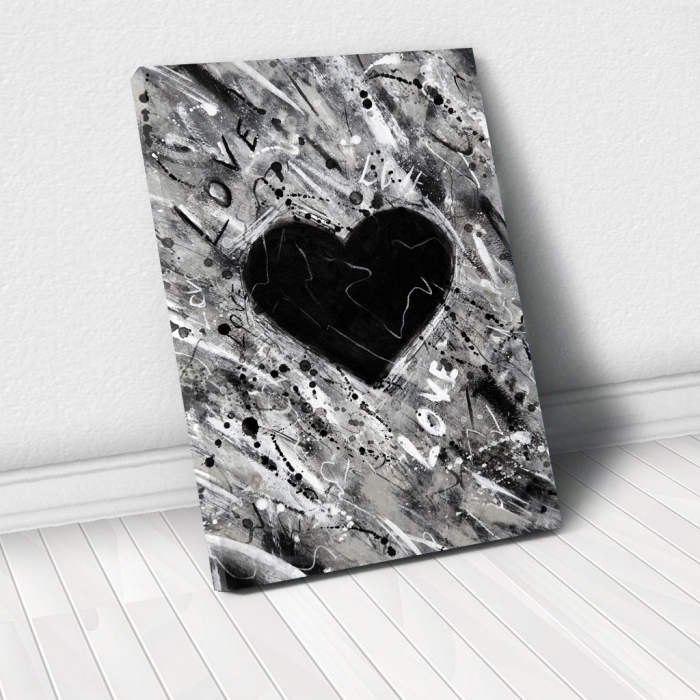 Tablou Canvas - Inima [0]