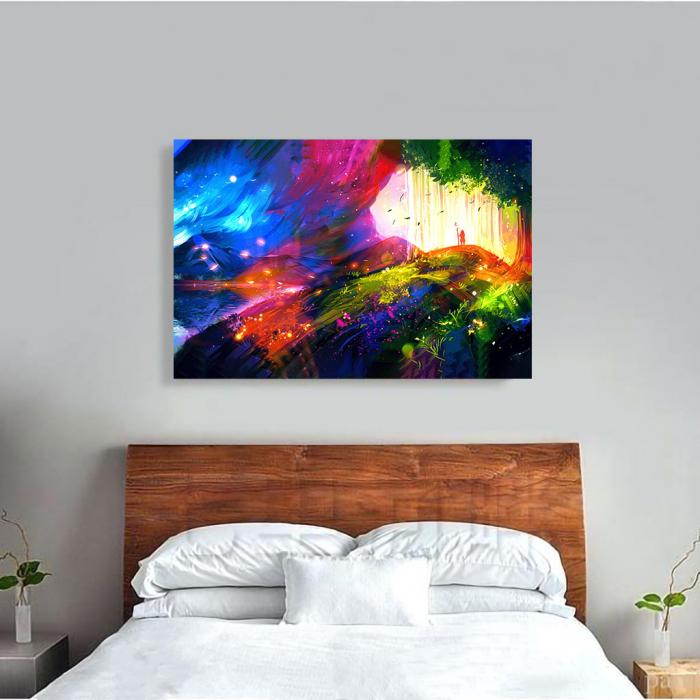 Tablou Canvas - Landscape creativ 3