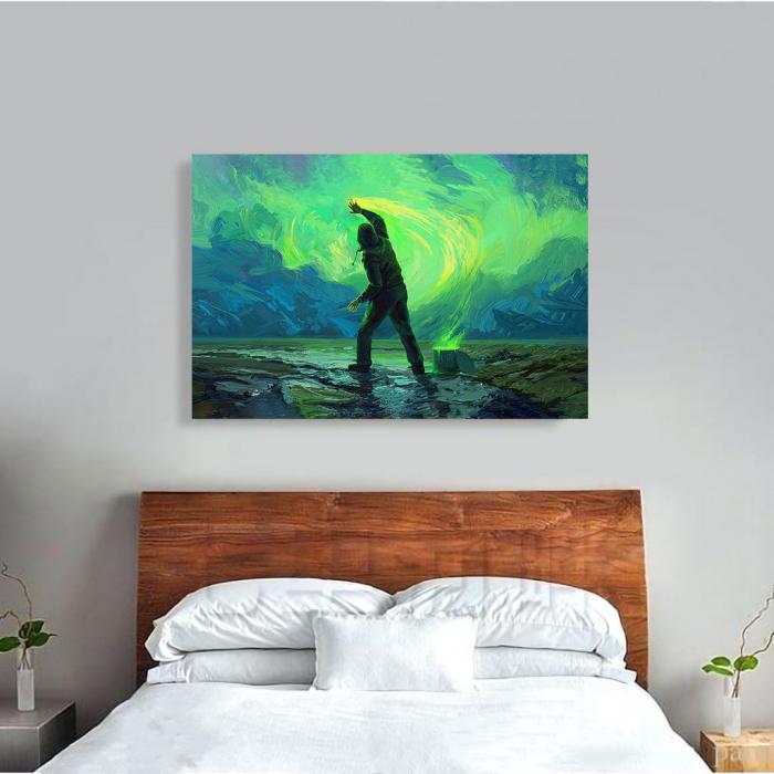 Tablou Canvas - Aurora 3