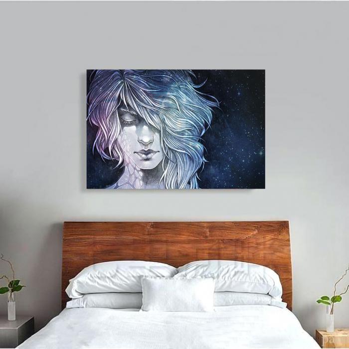 Tablou Canvas - Universal woman 3