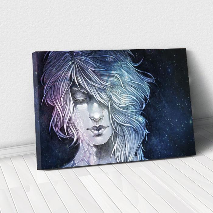 Tablou Canvas - Universal woman 0
