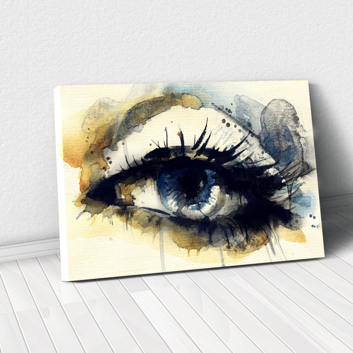 Tablou Canvas - Eye art 0