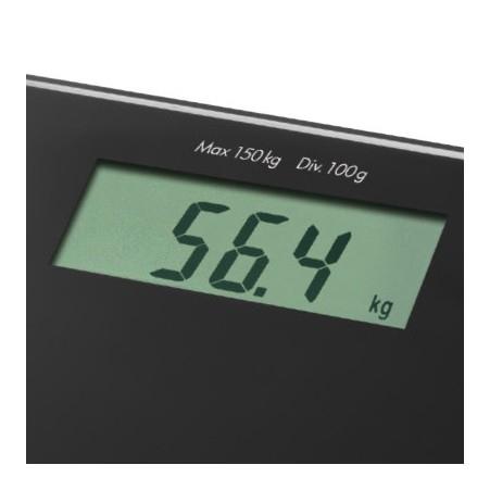 Cântar electronic pentru baie,display LCD, 150 kg, pornire automată, funcție de auto-închidere, funcție de auto-calibrare [1]
