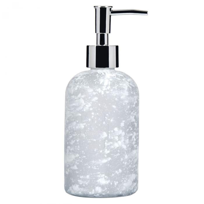 Dozator de săpun de culoare gri,400 ml [0]