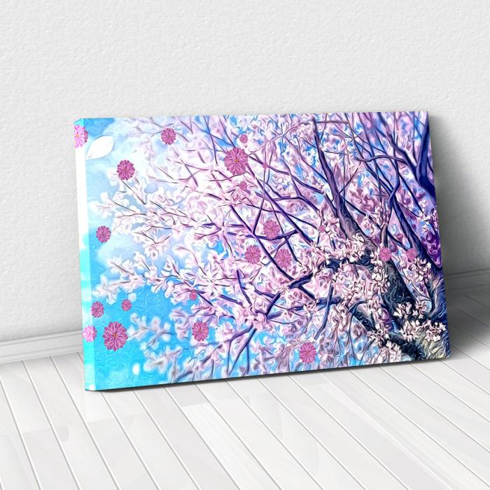 Tablou Canvas - Spring tree [0]