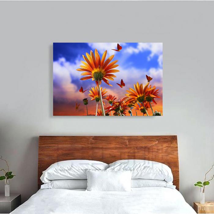 Tablou Canvas - Floral 1