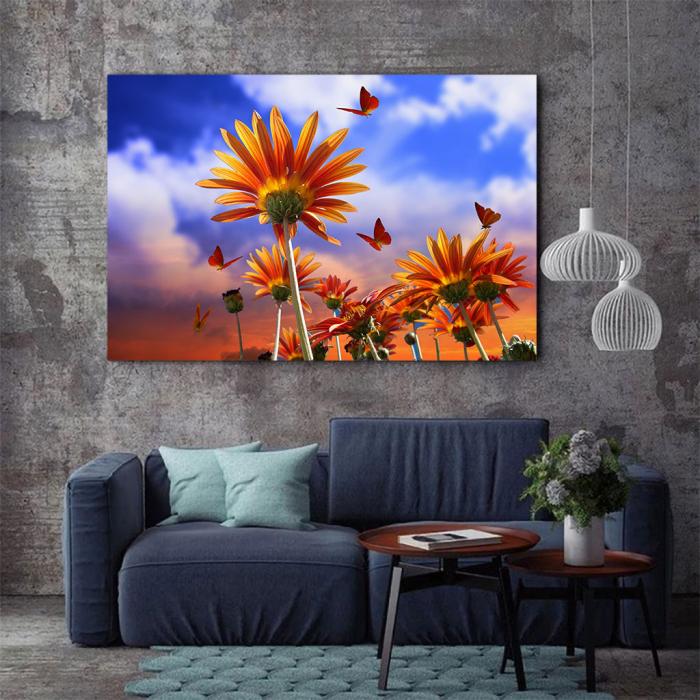 Tablou Canvas - Floral 2