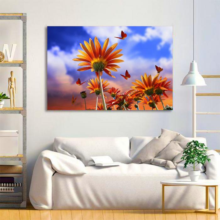 Tablou Canvas - Floral 3
