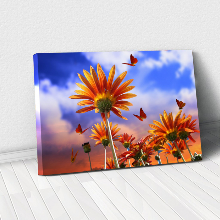 Tablou Canvas - Floral 0