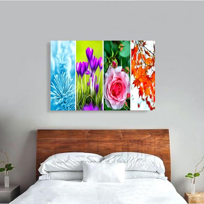 Tablou Canvas - Anotimpuri 1