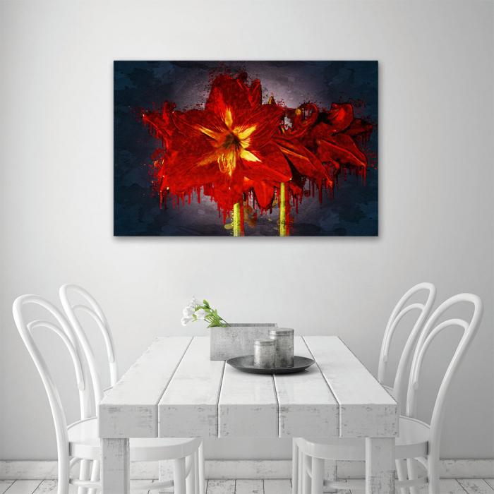 Tablou Canvas - Amaryllis 3