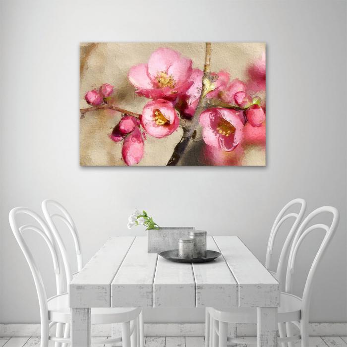 Tablou Canvas - Flori de mar 3