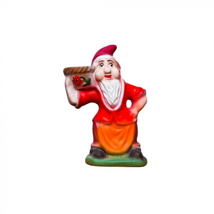Figurină pitic multicolor 37 cm [0]