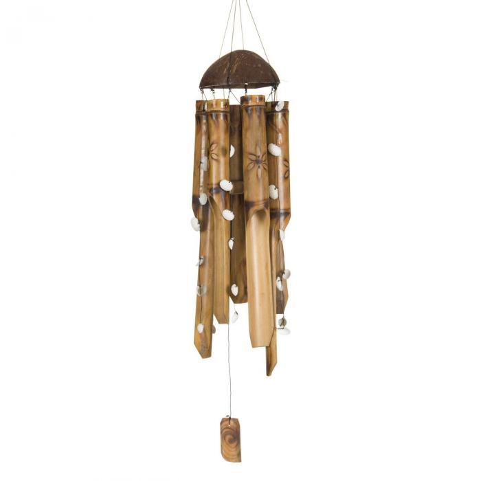 Fluier bambus 6 cilindri .53 cm 0
