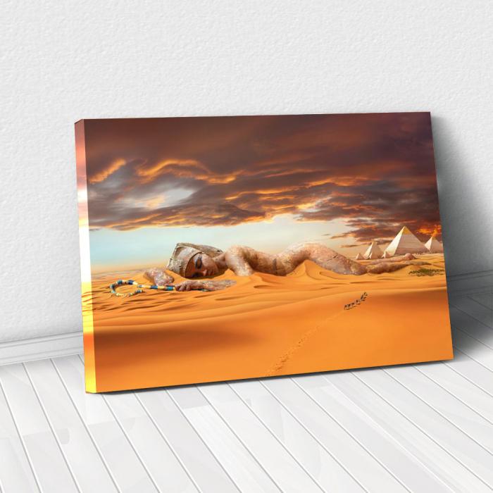 Tablou Canvas - Desert 0
