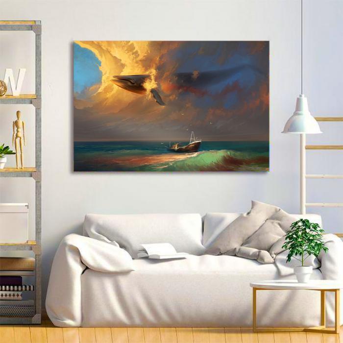 Tablou Canvas - Fantesia envo 2