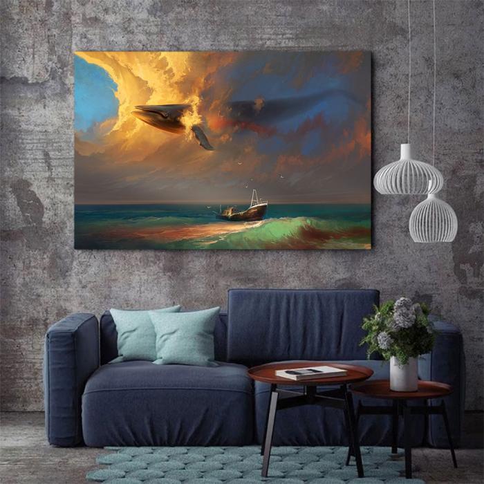 Tablou Canvas - Fantesia envo 3