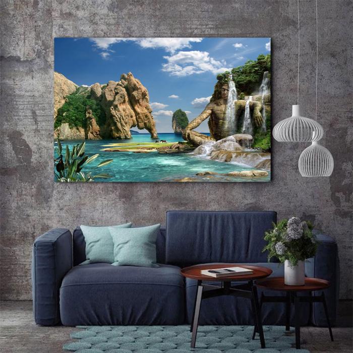 Tablou Canvas - Paradise Island 2