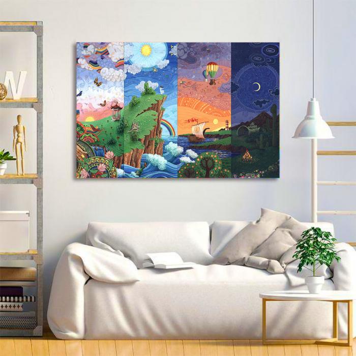 Tablou Canvas - 24 ore 1