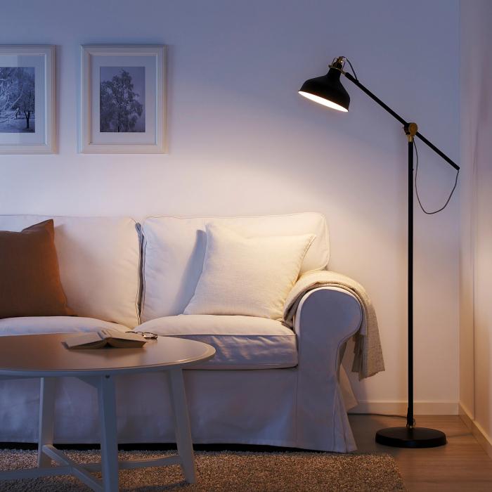 Lampadar metalic pentru citit - 153cm 1