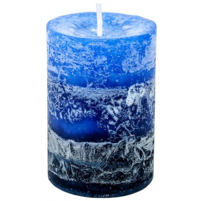 Lumânare parfumată,Ocean Blue,5x7,5 cm 0