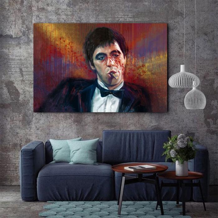 Tablou Canvas - Tony Montana 2
