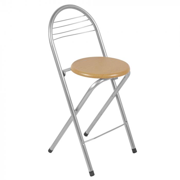 Set masă ovală fixă cu 2 scaune [3]