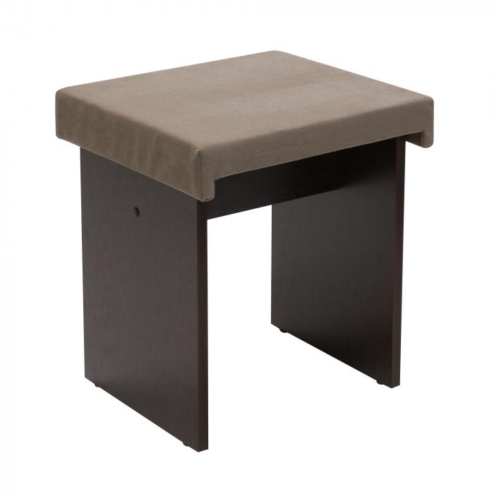 Set de masă cu 4 tabureți tapițați [2]