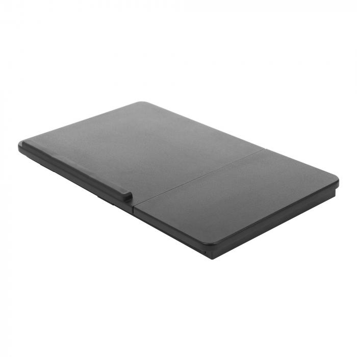 Masă pentru laptop neagră 2