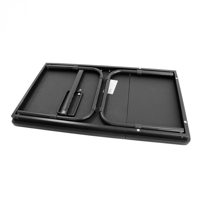 Masă pentru laptop neagră 3