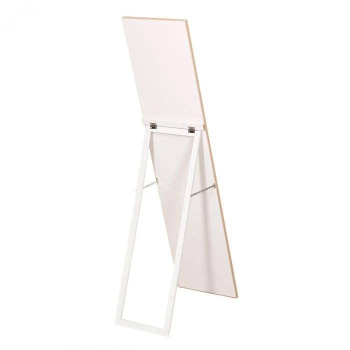 Oglindă, culoare stejar cu suport 36x156 cm [3]