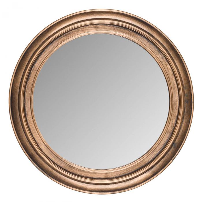 Oglindă de perete, cadru din plastic - 55 cm [0]
