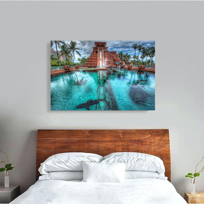 Tablou Canvas - Bahamas Nassau [1]