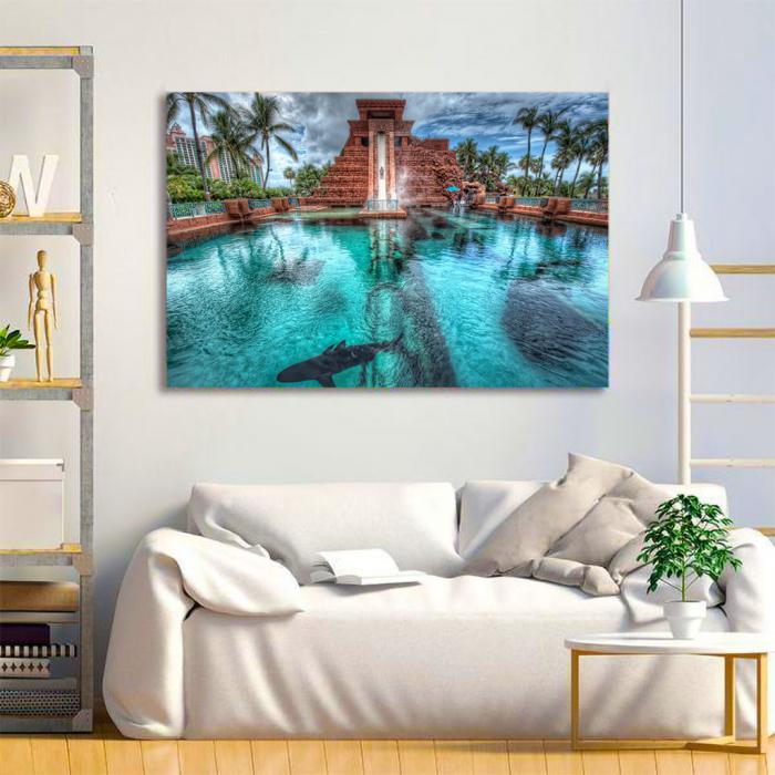 Tablou Canvas - Bahamas Nassau [3]