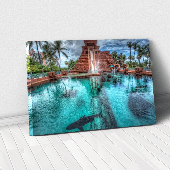 Tablou Canvas - Bahamas Nassau [0]