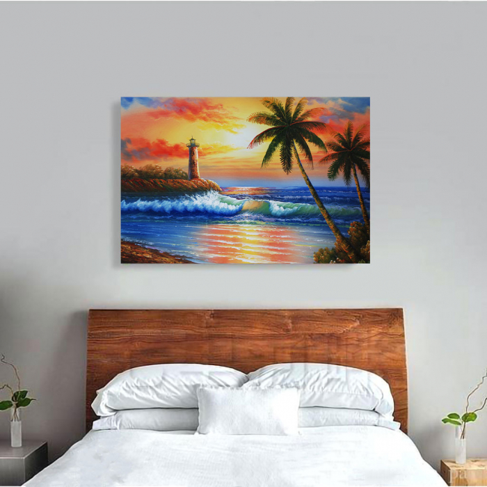 Tablou Canvas - Tropical 3